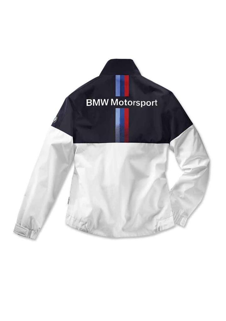 BMW Motorsport Kadın Ceket-Beyaz-XS