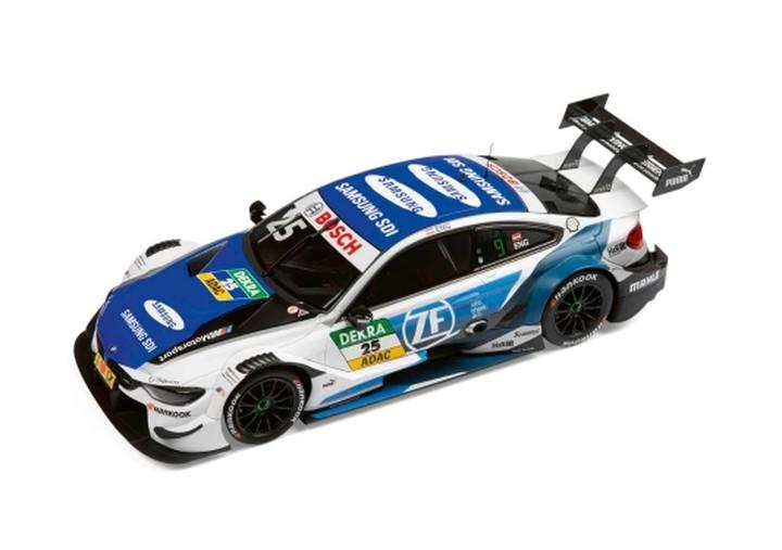 BMW miniature M4 DTM 2018 1:18 (Samsung, 18)