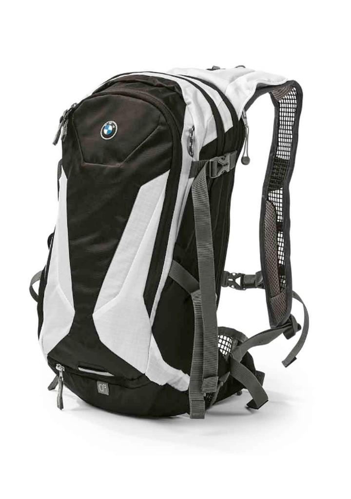 BMW rucksack, bike (grey/black)