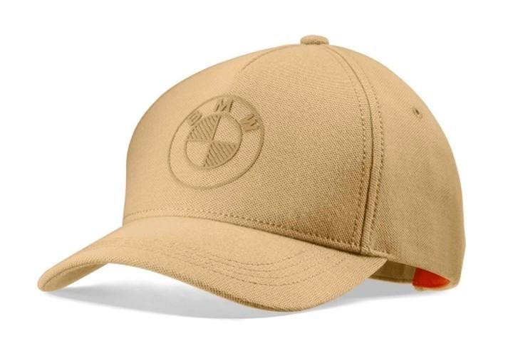 BMW cap logo Sand (sand, M-L)