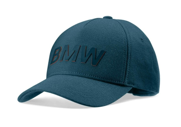 BMW cap wordmark (blue, M-L)