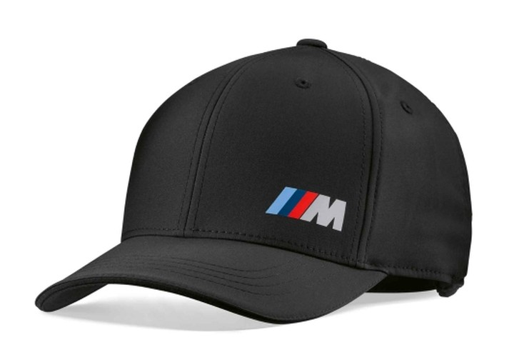 BMW M cap logo (black)